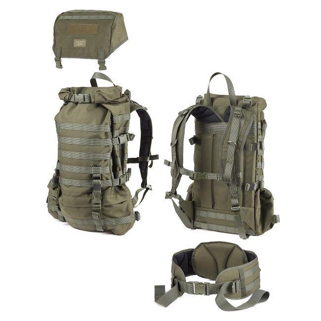Savotta J k ri Large backpack